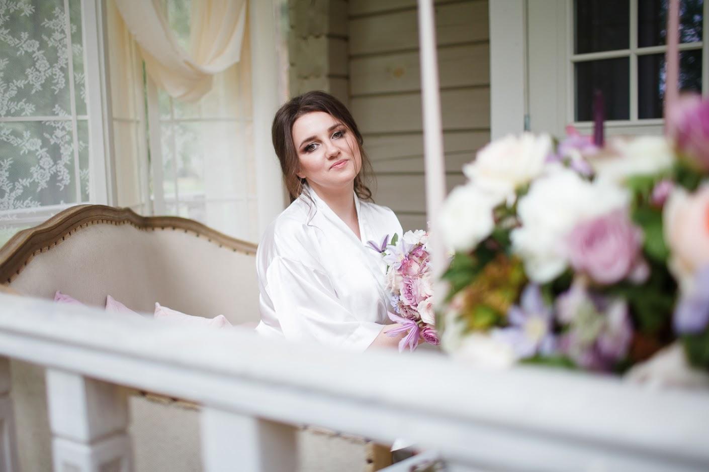 Утро невесты в Дачном отеле Pine River